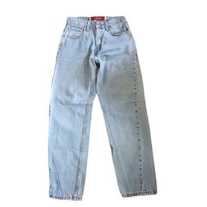 Vtg 90s Levi's SilverTab Loose High Waisted Jeans